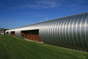 Université du Québec à Chicoutimi Arena ein Projekt von Kalzip