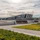 Kalzip AECC Aberdeen Conference Centre in Schottland Bild 1