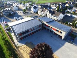 Kalzip Grundschule Christophorus Mülheim-Kärlich