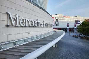 Mercedes Benz Arena Berlin